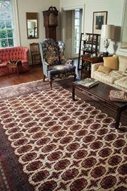 Pakistan wool area rug