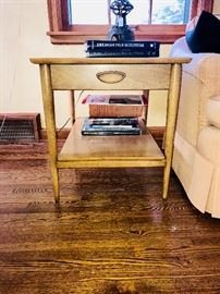 Heritage Henredon side table