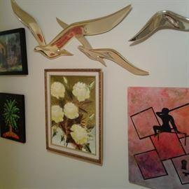 Artwork galore !