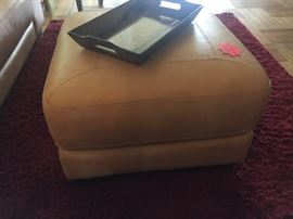 Ottoman matches sofa