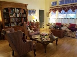 beautiful furniture throughout home