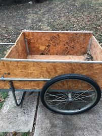 Garden Cart One of 2