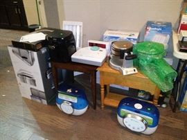 Electronics and Cookware