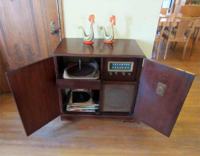 Capehart Deluxe Phonograph