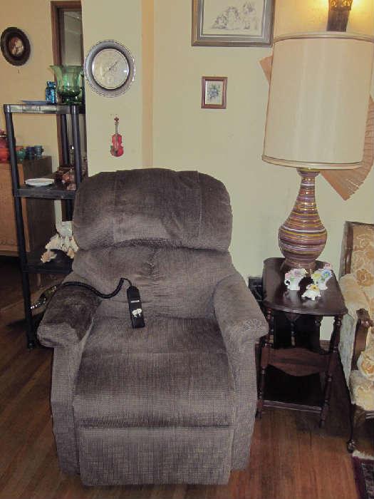 Okin Power lift chair.