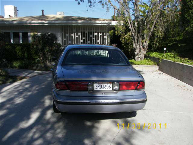 1997 Buick LeSabre in very good condition. No mechanical issues, runs great. Registration is current through May 2013. Owned since new. 125,000 miles. Excepting offers above $2700.00. Please email for an appointment to view this car. Test drives will only be given prior to the sale dates. We may be able to give test drives immediately following the close of business on sale days.