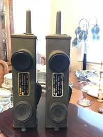 WWII transmitter/receivers