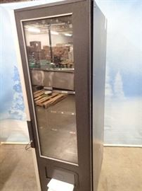 USI Refrigerated 4 Wide Snack Machine Add On