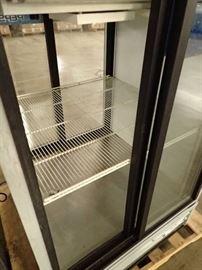 Beverage Air 2 Door Sliding Door Cooler