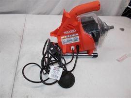 Rigid PowerClear Drain Cleaner