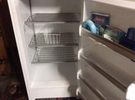 Garage freezer