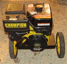 Champion Power Equipment Engine 338 cc Great Condi ...