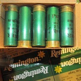 Remington 12 Gauge Shells 2-3/4 length Size 8 - CA ...