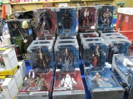 New Elite Series Star Wars Figures