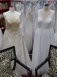 $99.00 each all new with tags Alfred Angelo wedding gowns