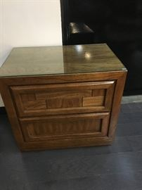 Dixie Brutalist night stands Buy it Now $330 for the pair