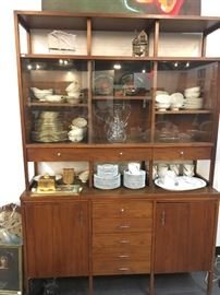 Lane Delineator designed by Paul McCobb china hutch Buy it Now $920