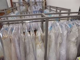 75% OFF all new wedding gowns!