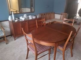 Rhythm Lane Furniture dining table and Chairs