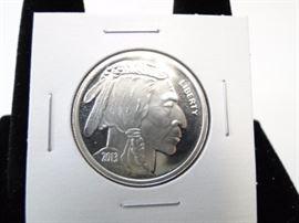 12 oz Silver Round