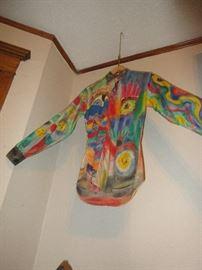 70's Art school art!
