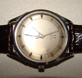 Omega men's wrist watch