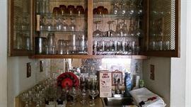 Vintage bar ware! $1 - $10