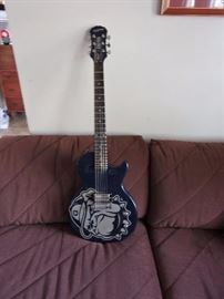 epiphone Georgetown Hoya guitar