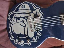 epiphone Georgetown Hoya guitar body