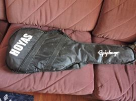 epiphone Georgetown Hoya guitar case