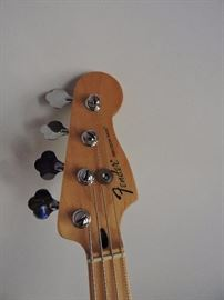 Fender Bass guitar neck