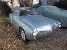 1965 VW Karmann Ghia