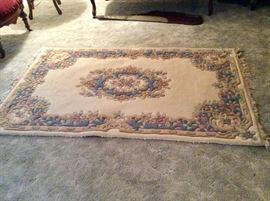 Persian rug  5.5 x  9.5