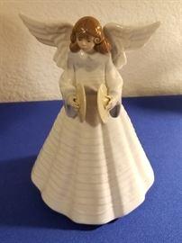 Lladro Angel new with box 2 of set of three.