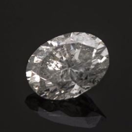 Loose 0.81 CT Diamond: A loose 0.81 ct diamond.
