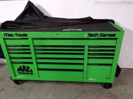 Matco Rolling Neon Toolbox