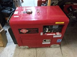 Diesel Generator HDD7000ED
