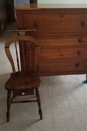 Dresser and Dressing Chair in perfect condition