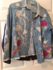 Vintage Ladies Jacket.