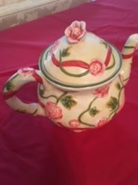 Decorative Teapot.