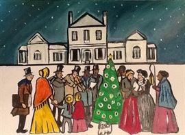 2017 Historic High Street Area Holiday Homes Tour This Sunday, December 10th, from 12 - 5 LAST CHANCE TO PURCHASE ADVANCE TICKETS! Visit www.PetersburgHomesTour.com to find out more!