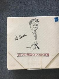 """Seventy Years Young"" 1983 Armstrong's Art on Porcelain #177, Autograph by Red Skelton"