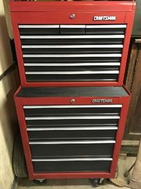 Craftsman stacked tool chests
