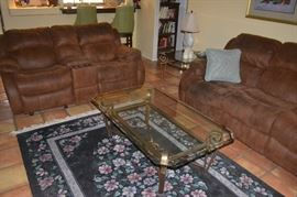 SOFA, LOVESEAT, AND AREA RUG STILL AVAILABLE