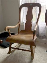 Vintage/antique chairs and rockers
