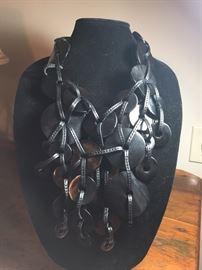 Monies brand necklace
