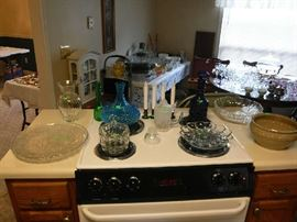 Some beautiful décor glass!