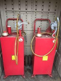 30 Gallon Gas Caddy - Pair