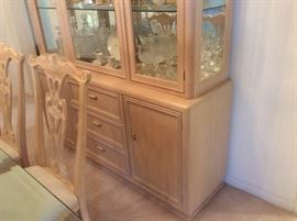 Lower part of china cabinet