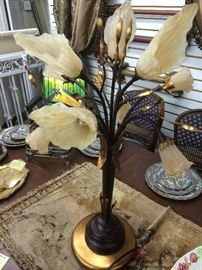 Floral Lamp 2